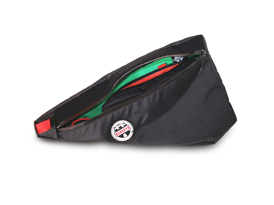 Bicycle Framebag with inside container