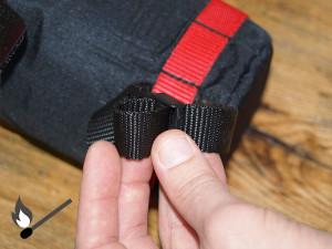 Gurtband Lenkrtasche BOB