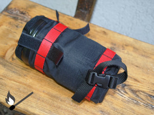 bug out bag bob bicycle handlebar bag