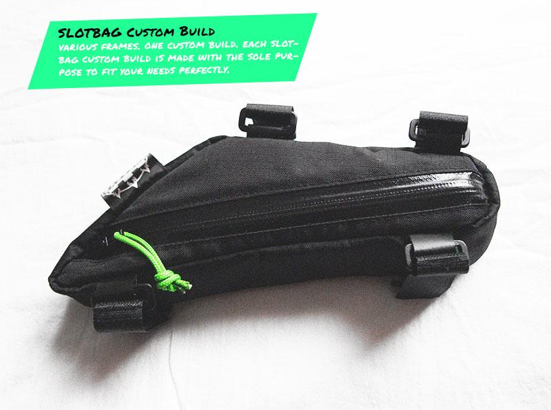 small framebag mtb, roadbike, steering tube