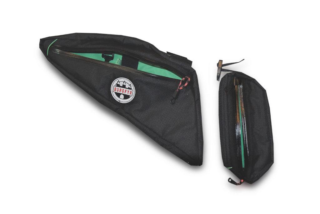 fahrrad rahmentasche doppeltasche taschen getrennt
